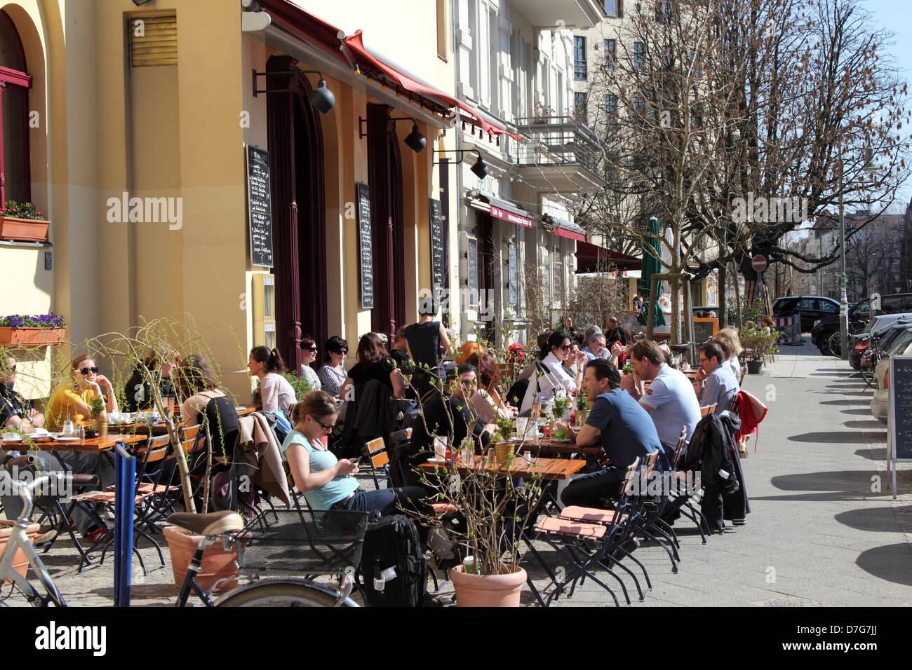 Szene Cafe Stockfotos Szene Cafe Bilder Alamy