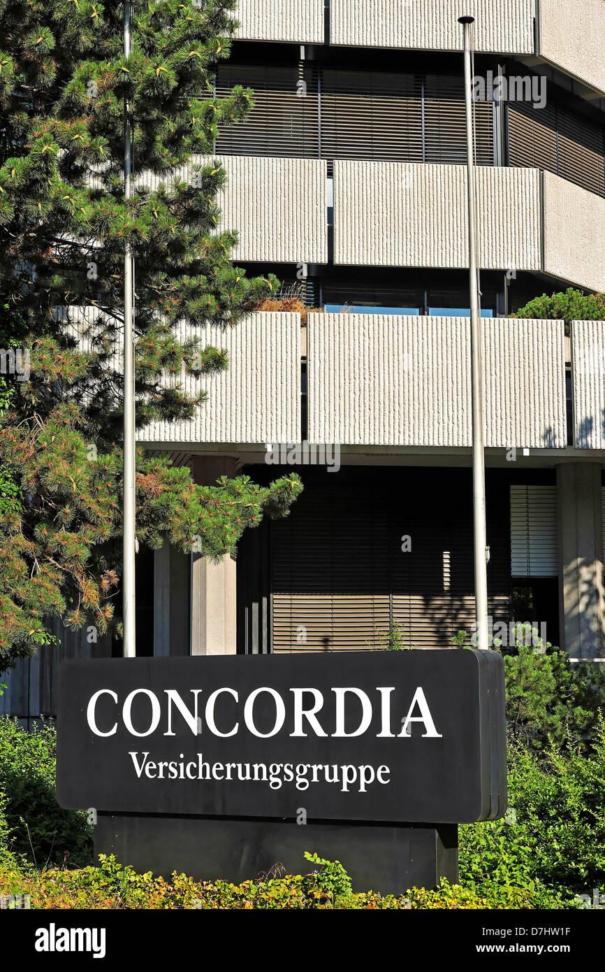 Concordia Insurance Stockfotos Concordia Insurance Bilder Alamy