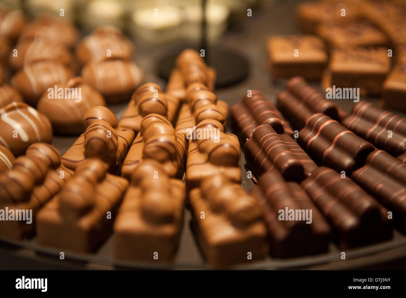 Bäckerei in Holland Stockbild