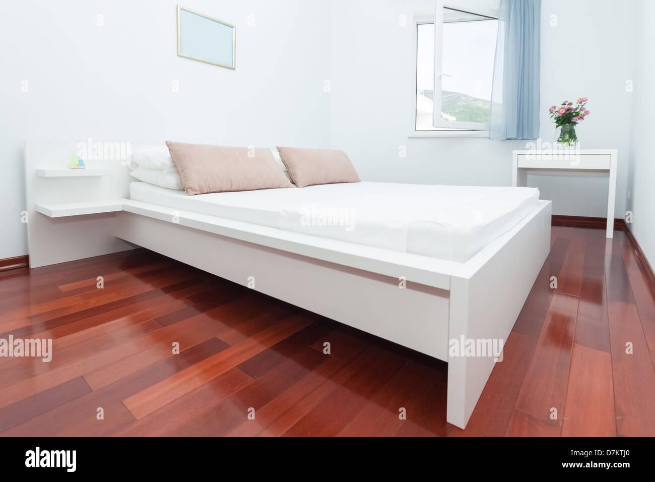 moderne mediterrane einrichtung apartment, mediterranean house interior stockfotos & mediterranean house, Design ideen