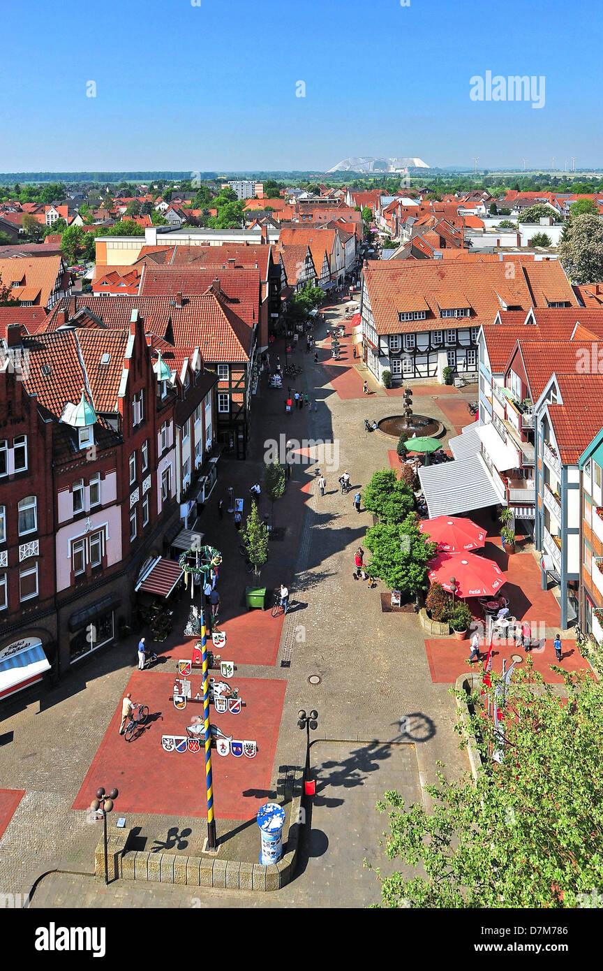 Deutschland, Wunstorf, Niedersachsen Stockbild