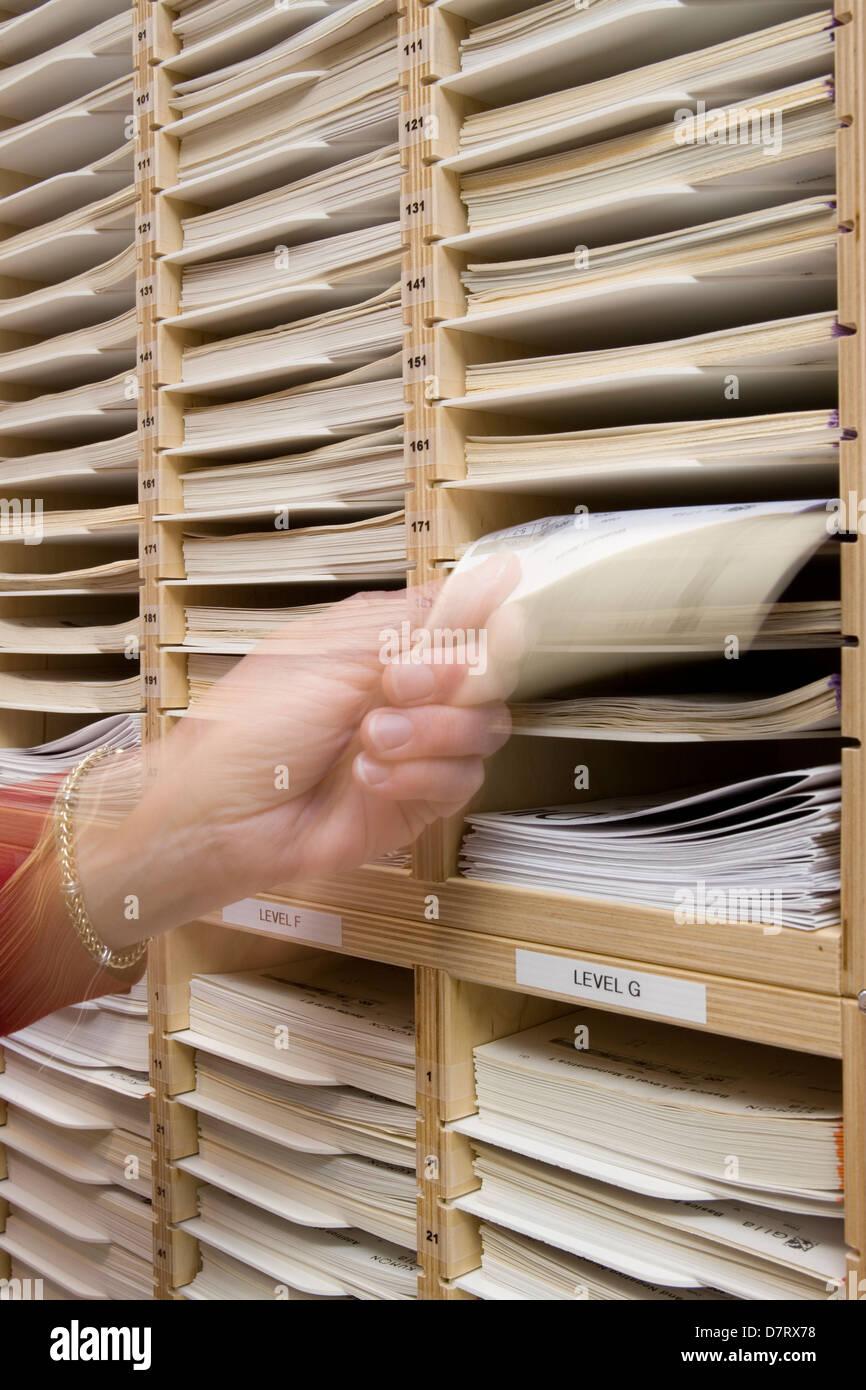 Kumon-Arbeitsblätter / Einreichung Stockfoto, Bild: 56459180 - Alamy