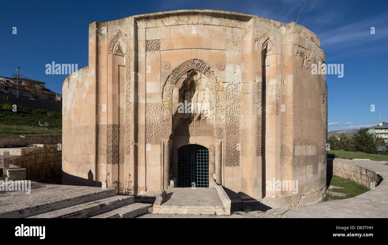 Grab von Mama Hatun, Tercan, Türkei Stockfoto