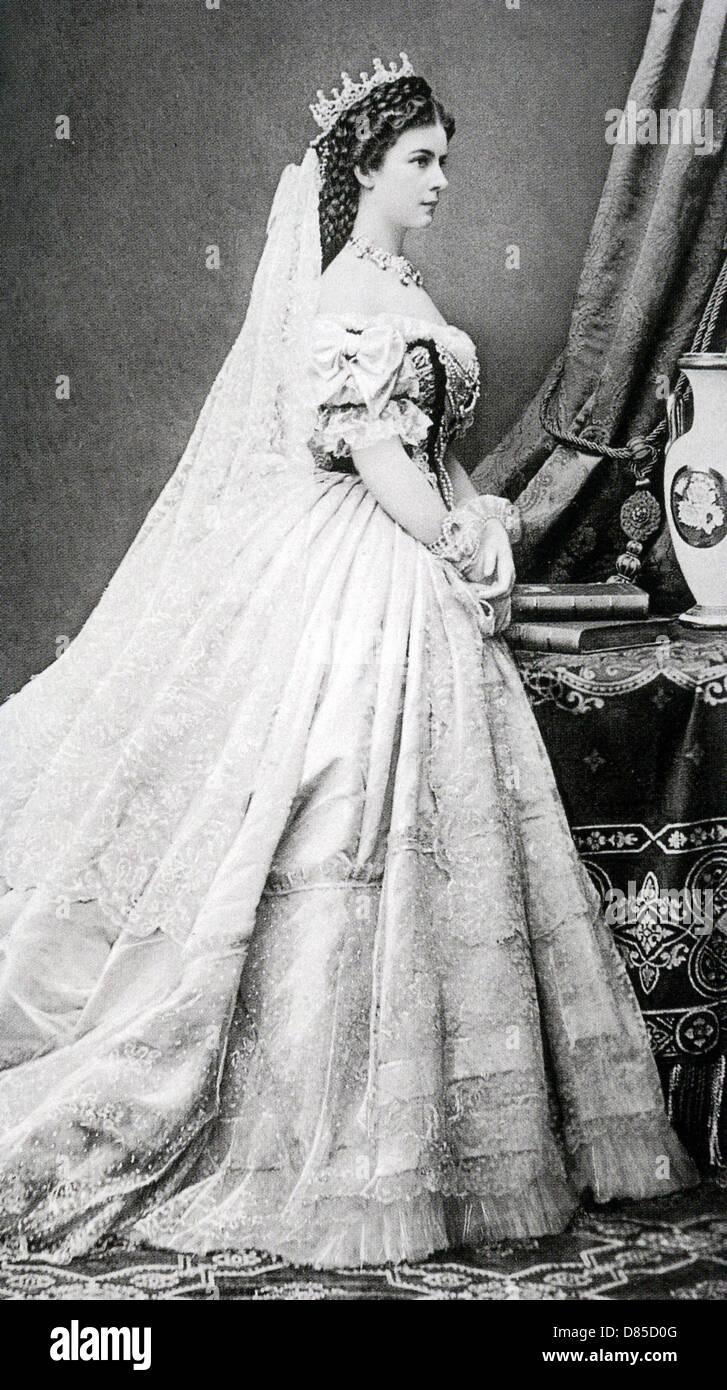 kaiserin elisabeth von sterreich 1837 1898 am tag ihrer. Black Bedroom Furniture Sets. Home Design Ideas