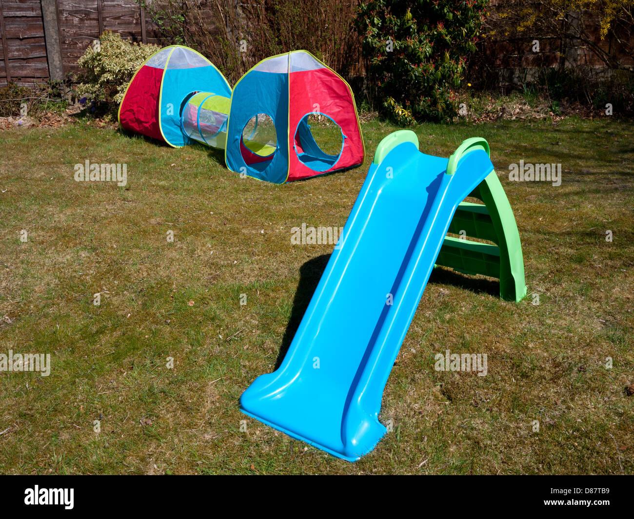 Kinder Garten Spielzeug Stockfoto Bild 56721149 Alamy
