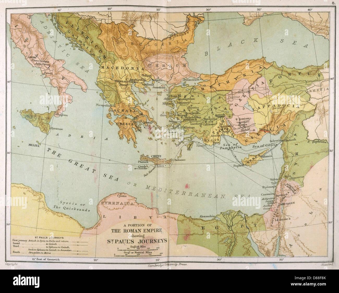 Römisches Reich Karte.Karte Römisches Reich Cup Stockfoto Bild 56735971 Alamy