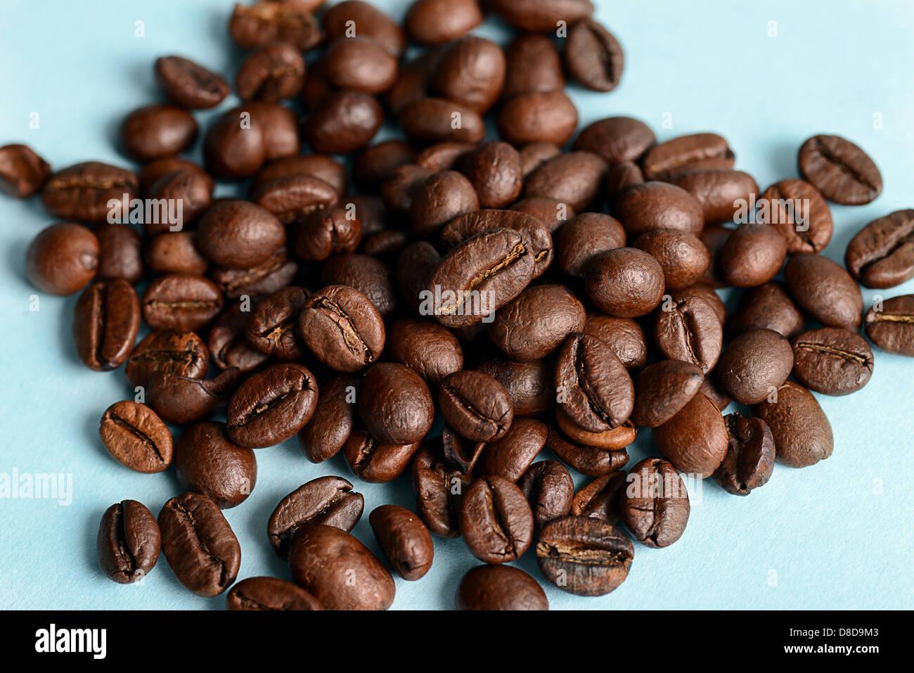 Kaffee Bohnen Stockbild