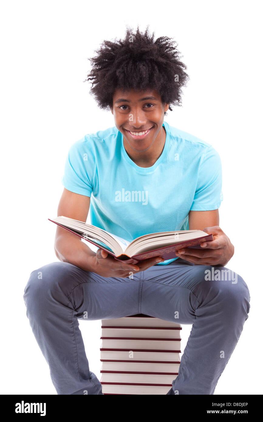 Schwarze Teenager-Weibchen