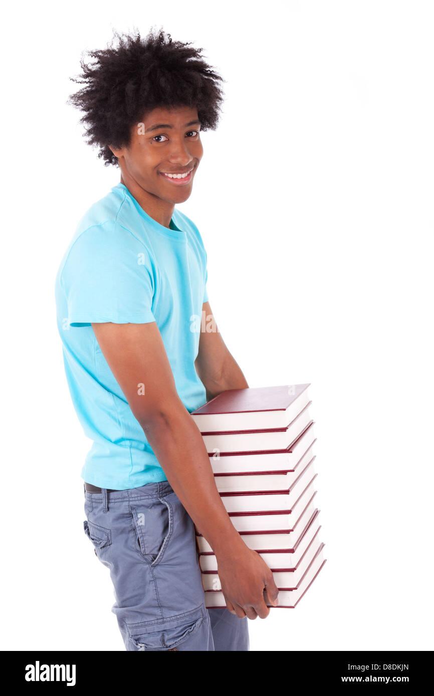 Schwarze Teenager-Bücher
