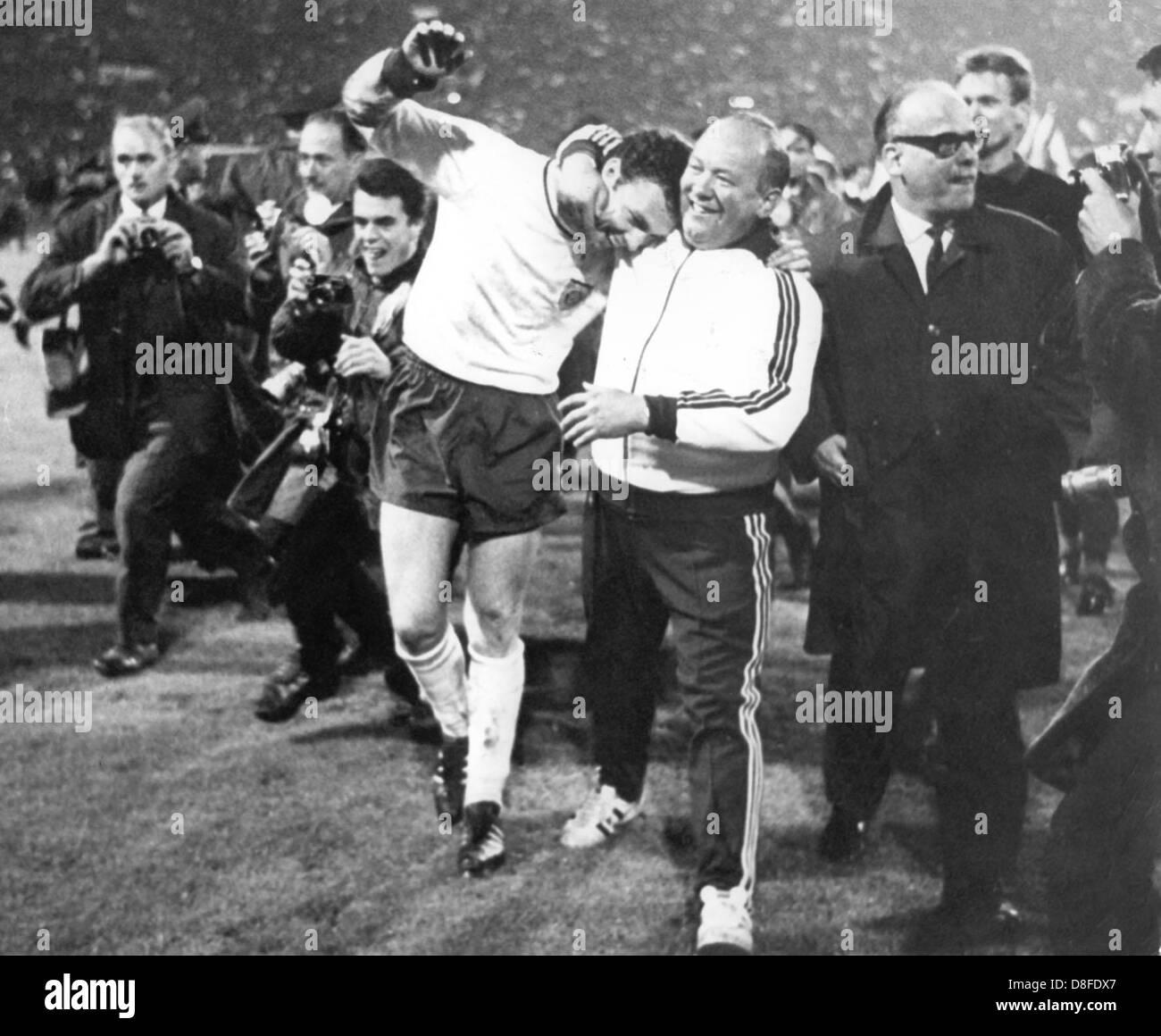 nürnberg gegen 1960 münchen