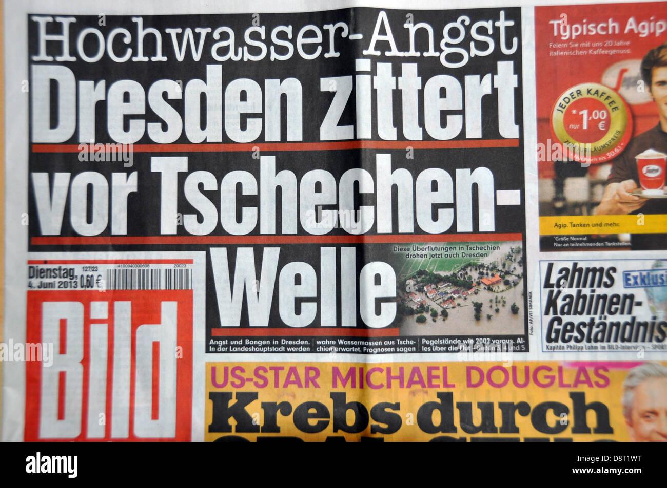 mei en deutschland 4 juni 2013 titelblatt der am meisten lesen allgemein deutschen bild. Black Bedroom Furniture Sets. Home Design Ideas