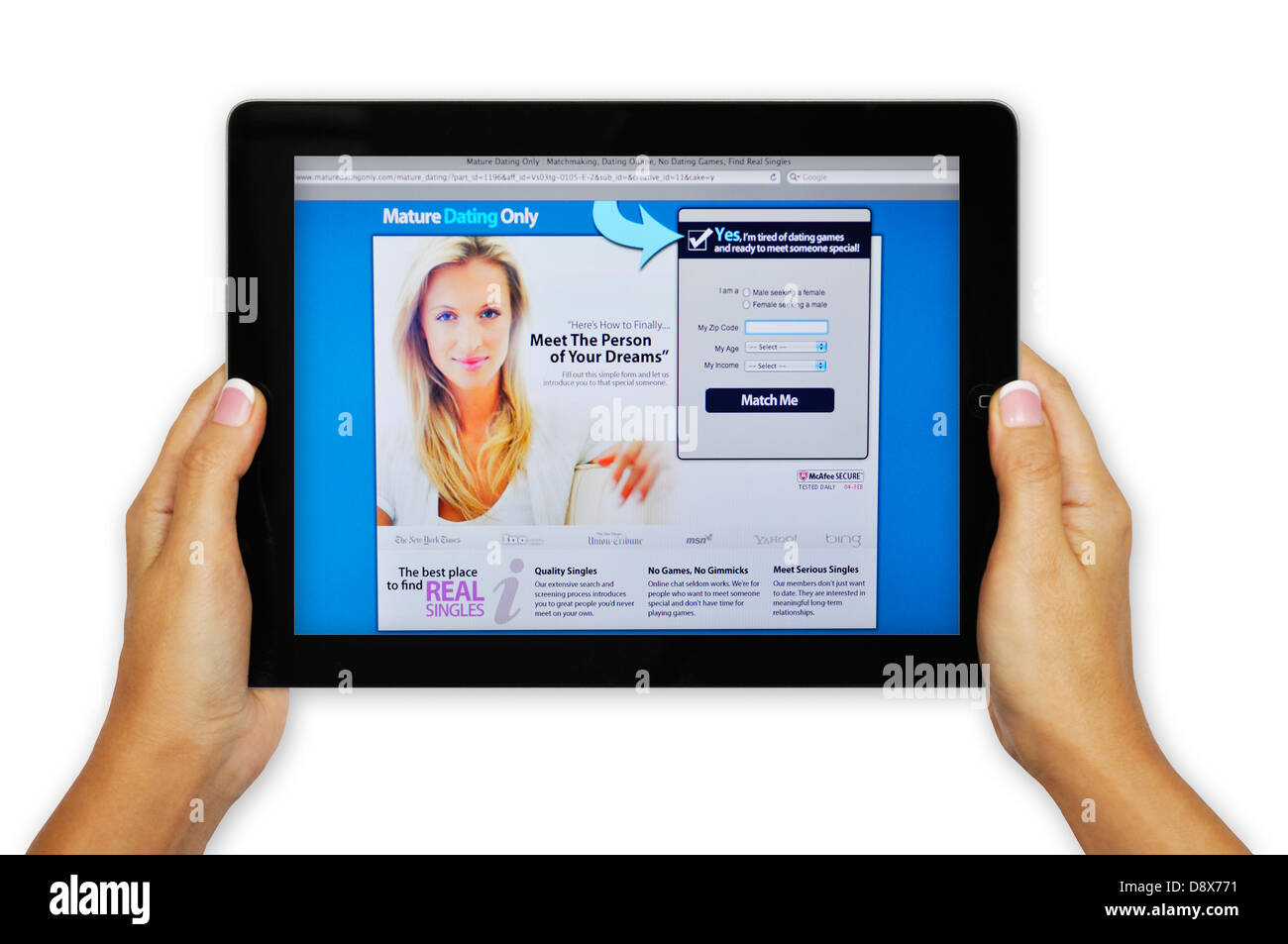 Beste dating sites for iPad