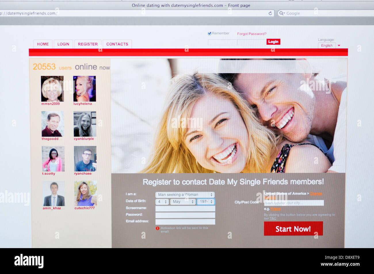 Online-Dating-Seiten für verheiratete
