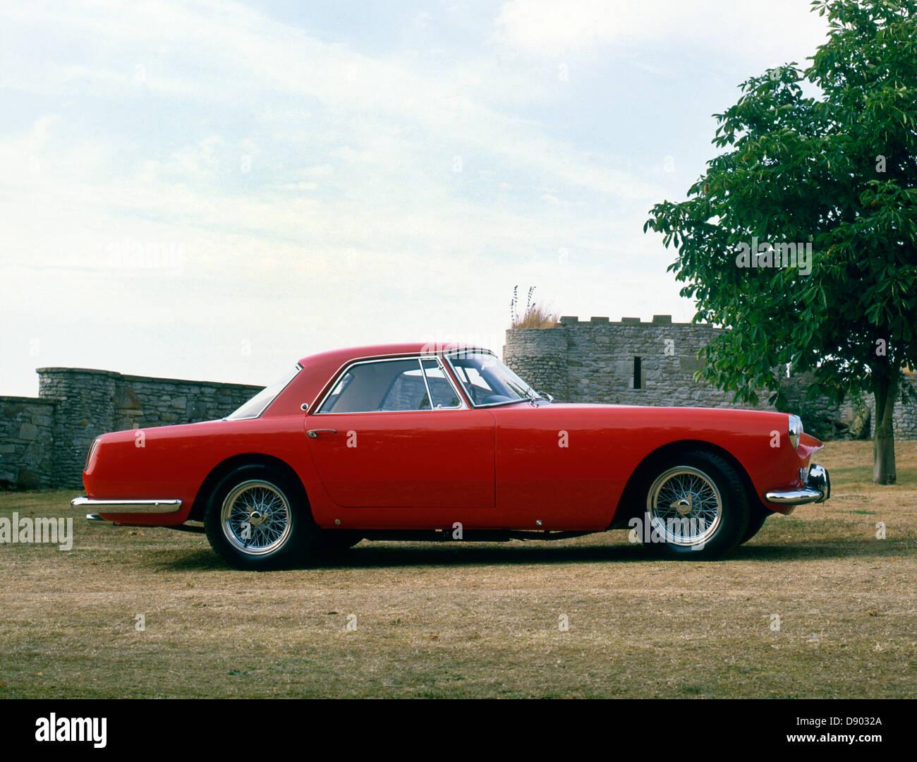 1957 Ferrari 250 GT Boano Ellena Stockbild