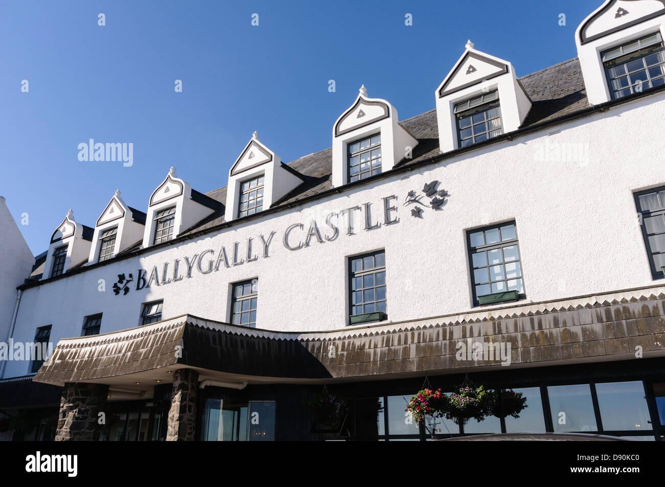 Ballygally Castle Hotel Larne Teil Des Arbeitskreises Hastings