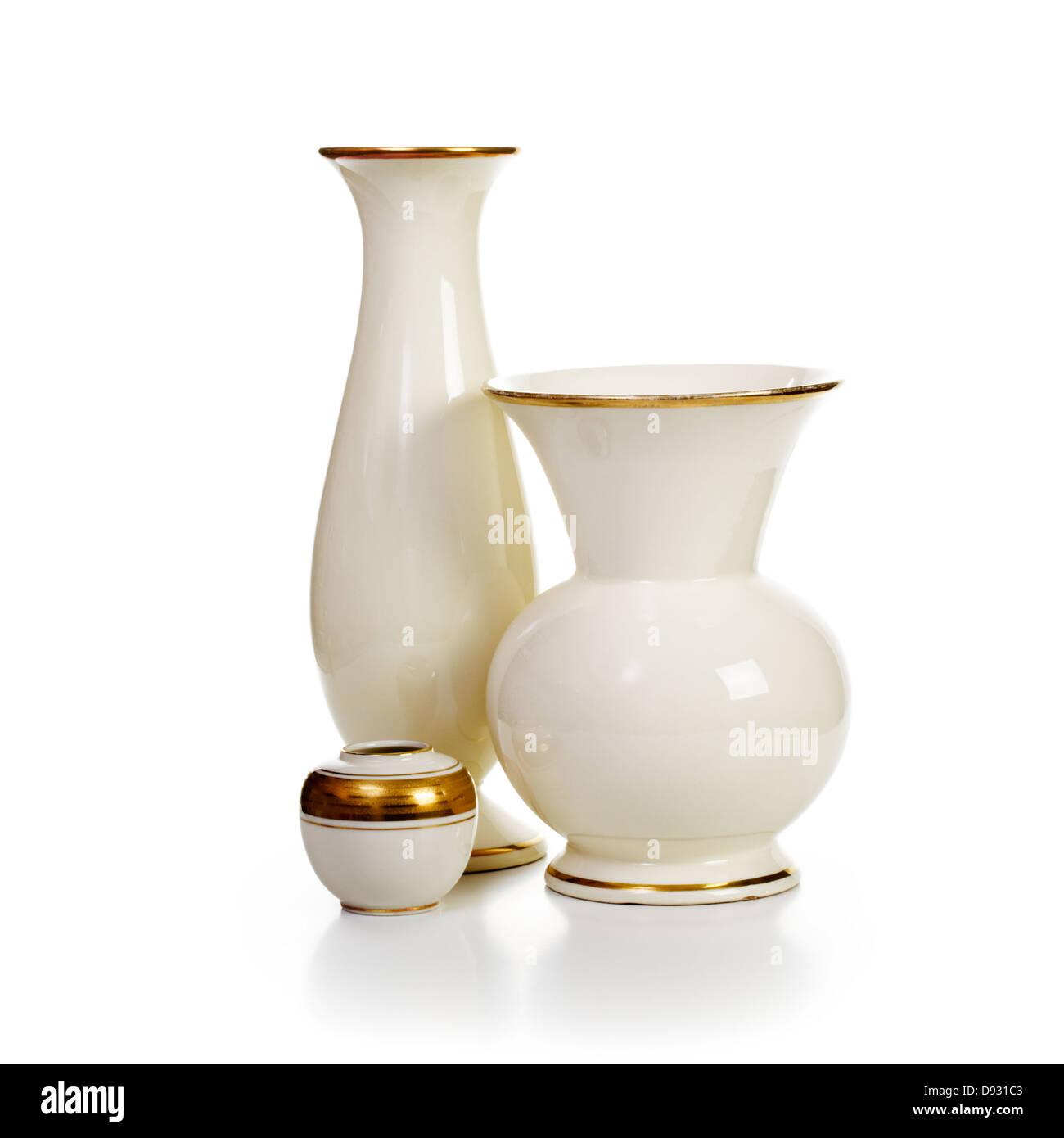 white porcelain with gold stockfotos white porcelain. Black Bedroom Furniture Sets. Home Design Ideas