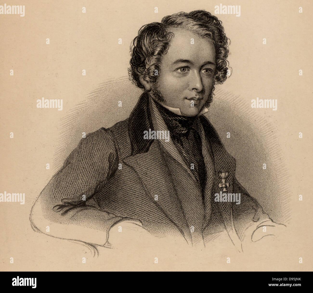 Robert Hermann Schomburgk 1804 1865 Britischer Reisender Und