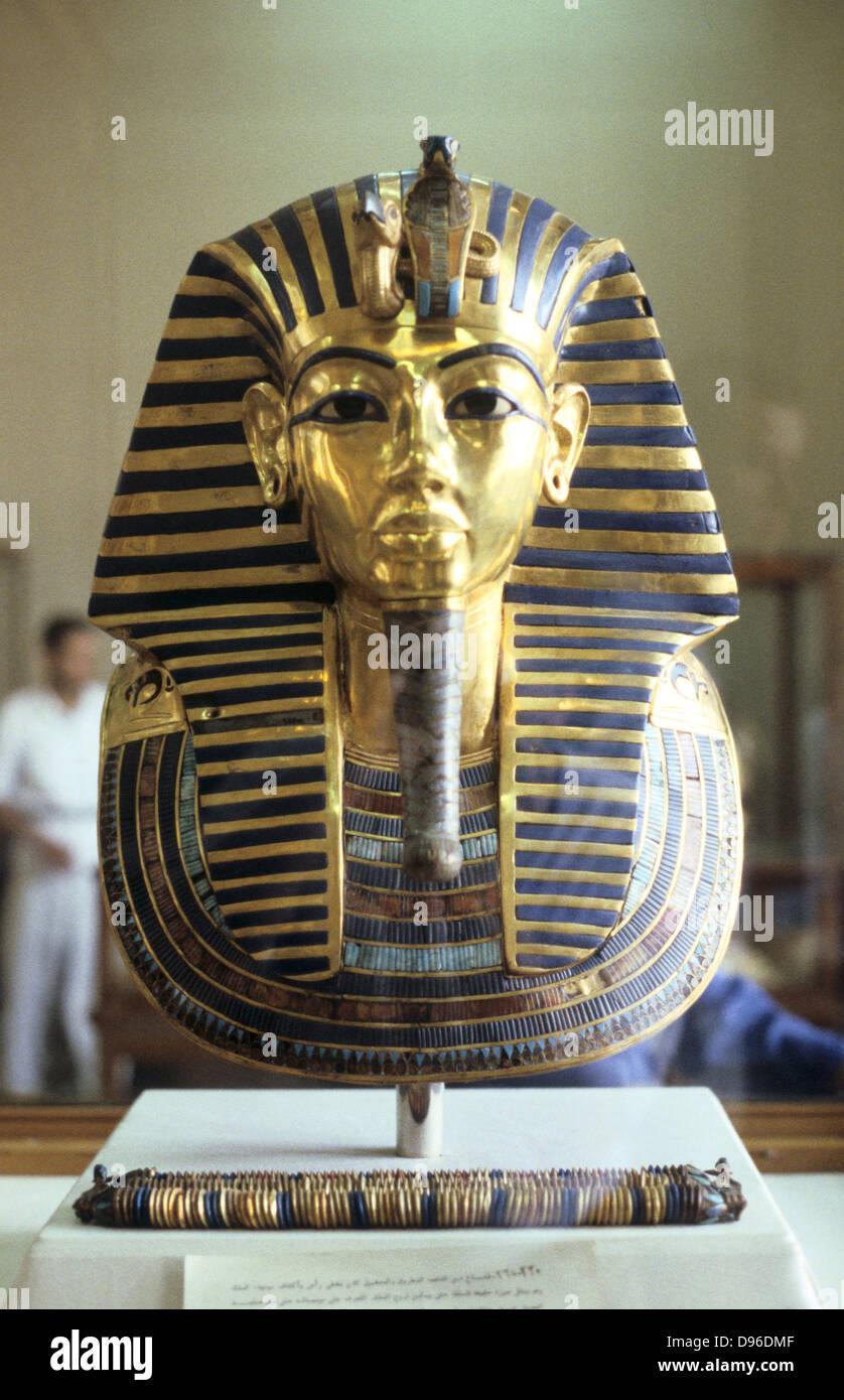 Gemütlich Tutanchamun Maske Vorlage Zeitgenössisch - Beispiel ...