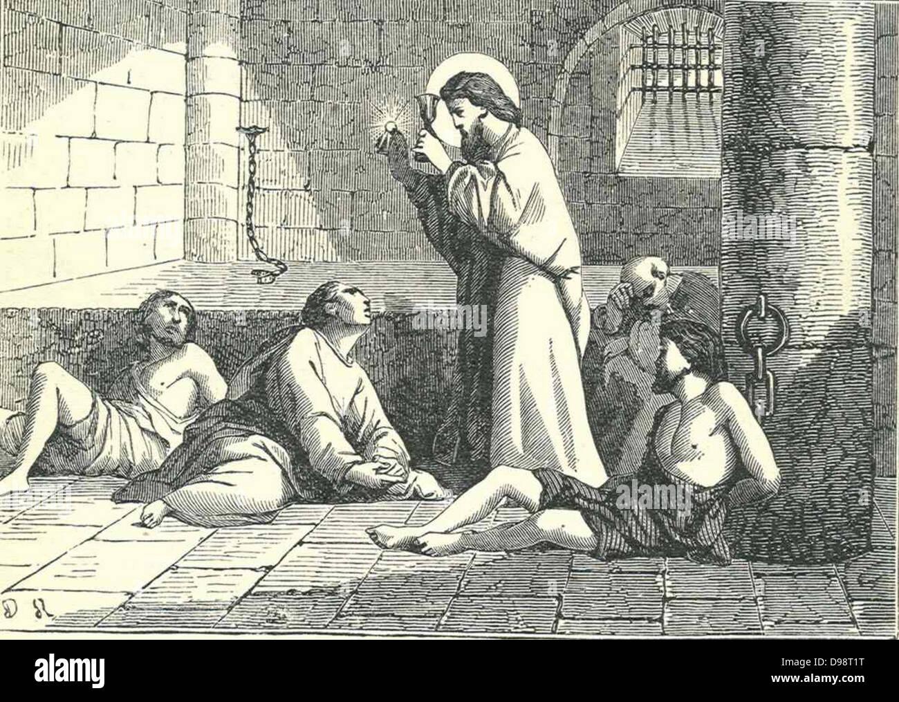 Sankt Valentin Stockbild
