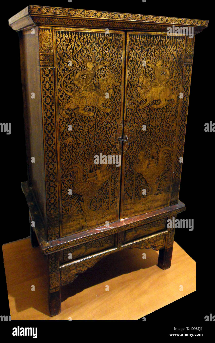 Lacquer Cabinet Stockfotos Lacquer Cabinet Bilder Alamy
