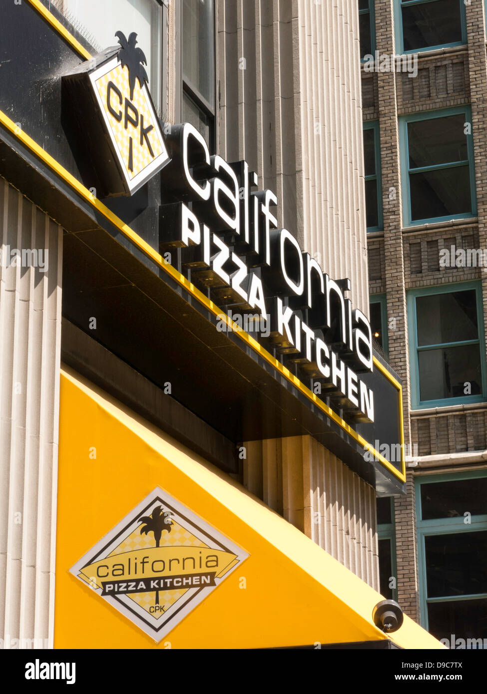 California Pizza Kitchen Stockfotos & California Pizza Kitchen ...
