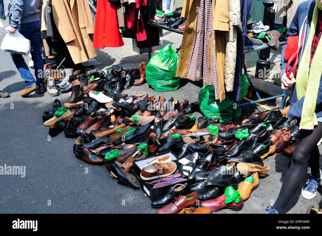 Kleidung second hand verkaufen