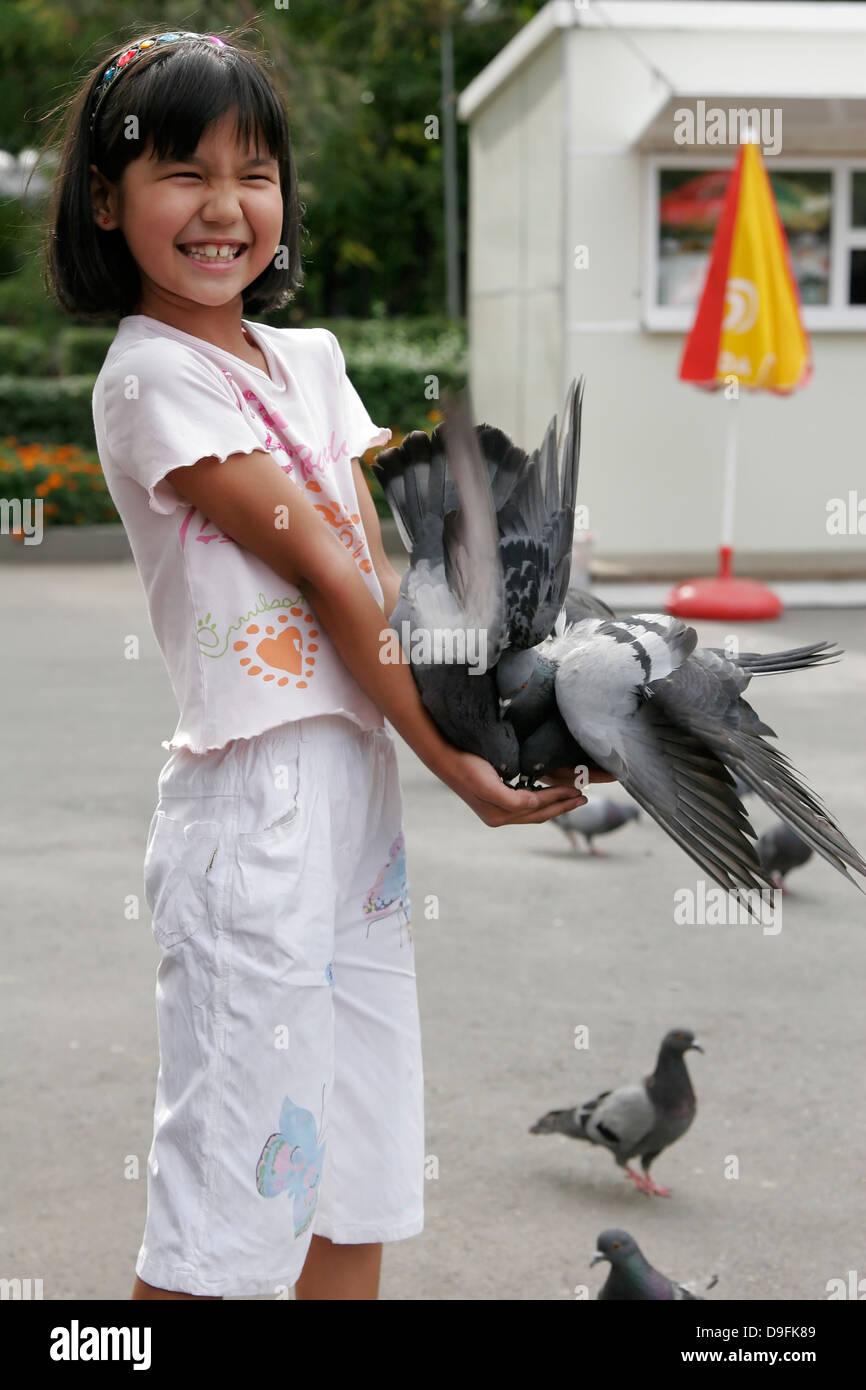 Almaty Mädchen