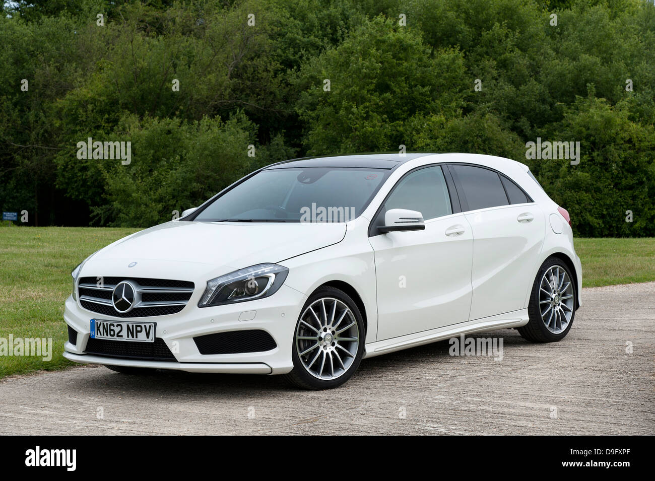 mercedes a class amg stockfotos mercedes a class amg bilder alamy. Black Bedroom Furniture Sets. Home Design Ideas