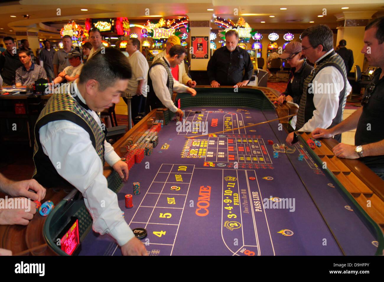 Casino Mitarbeiter