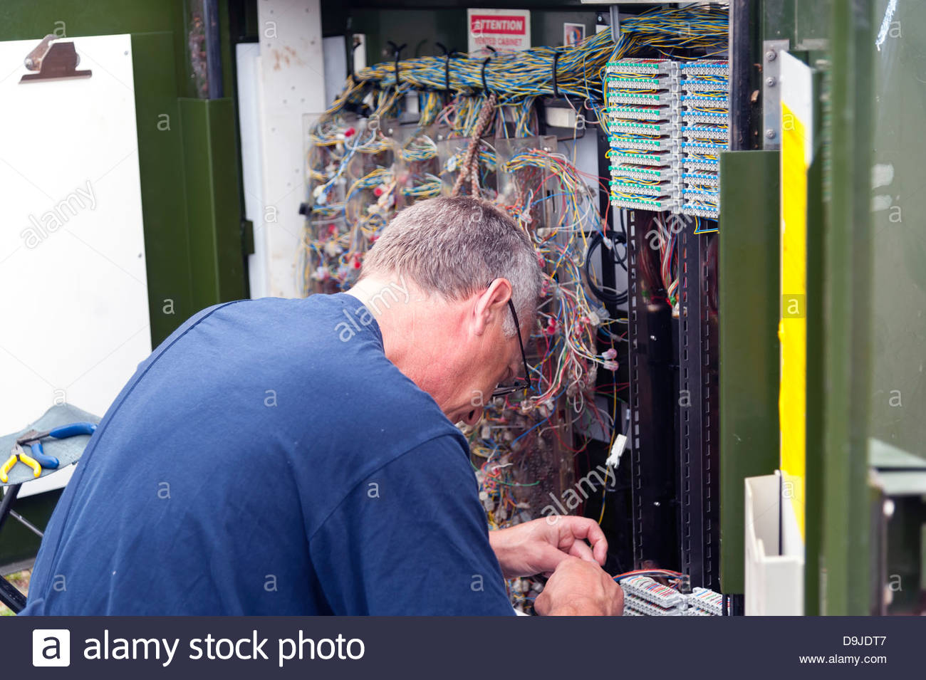 Uk Telephone Cabinet Stockfotos & Uk Telephone Cabinet Bilder - Alamy