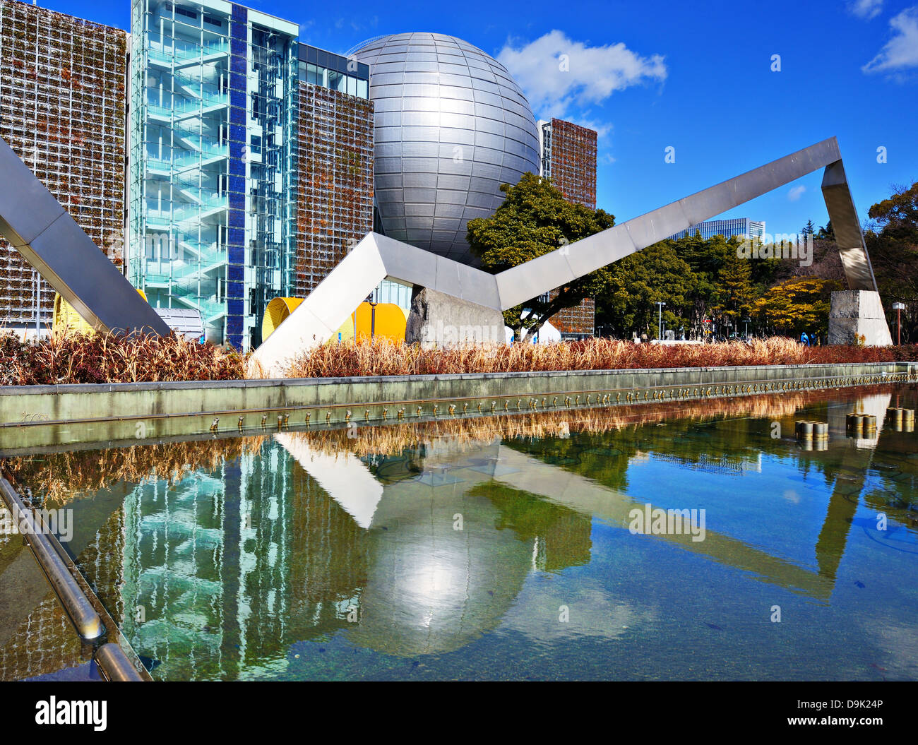Nagoya Wissenschaftsmuseum in Nagoya, Japan. Stockbild
