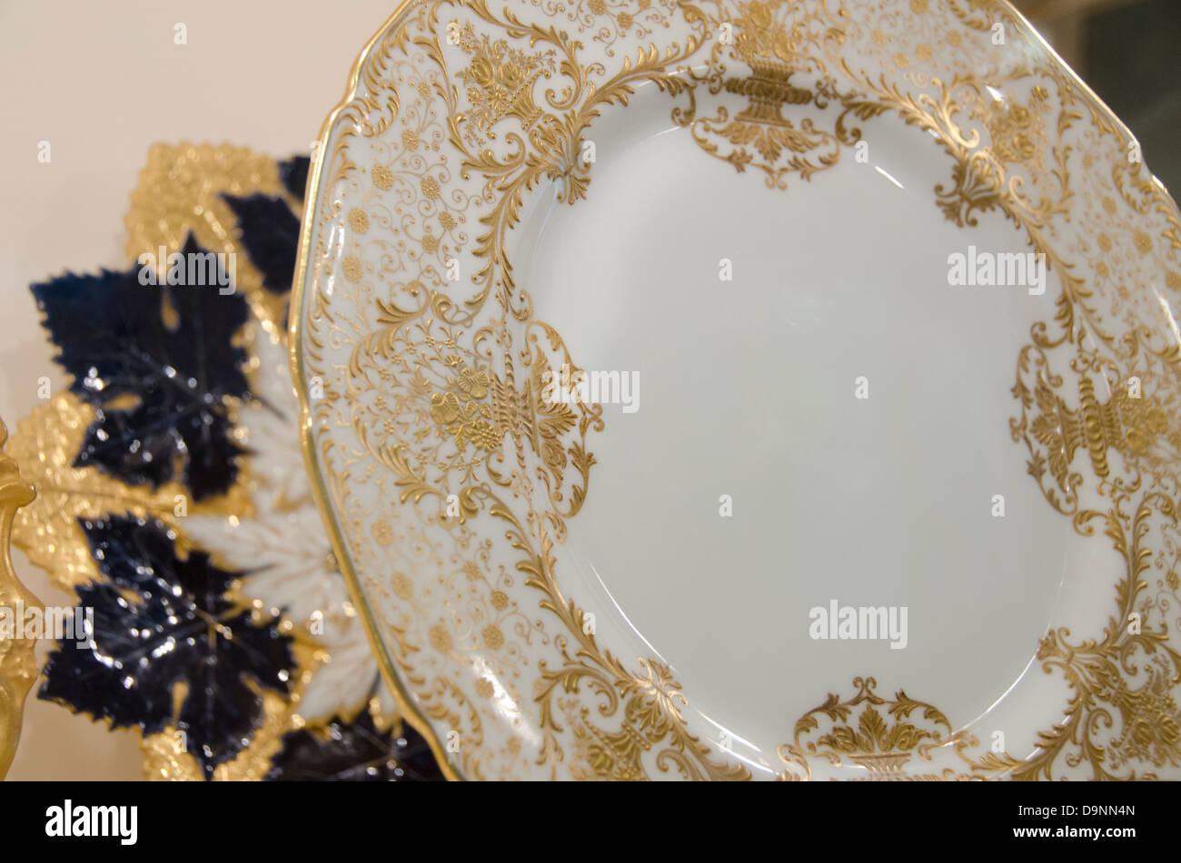 China Plate Stockfotos & China Plate Bilder - Alamy