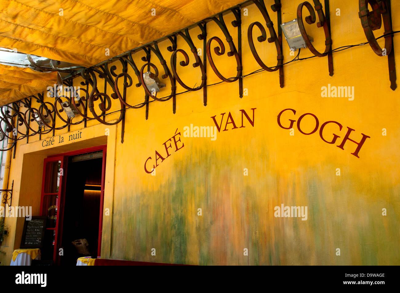 Gogh Terrasse Stockfotos Gogh Terrasse Bilder Alamy