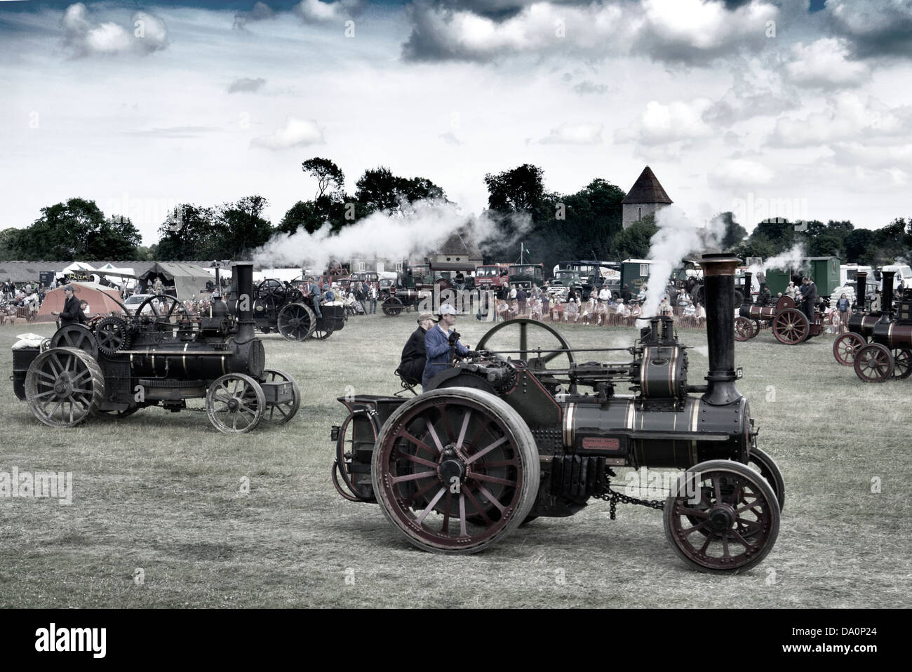 Cheshire Steam And Vintage Car Fair