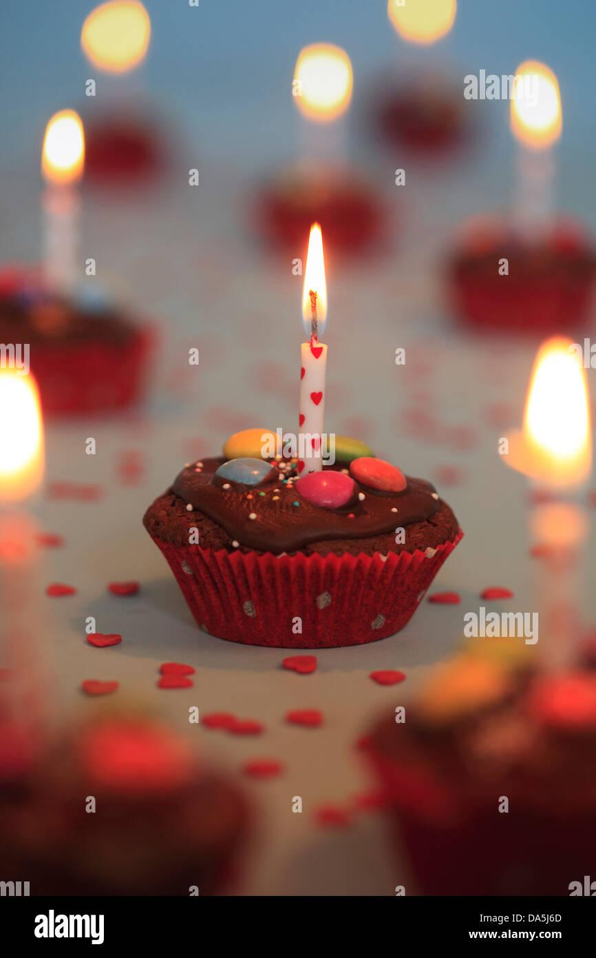 Dekoration Schmuck Dessert Feier Geburtstag Feier