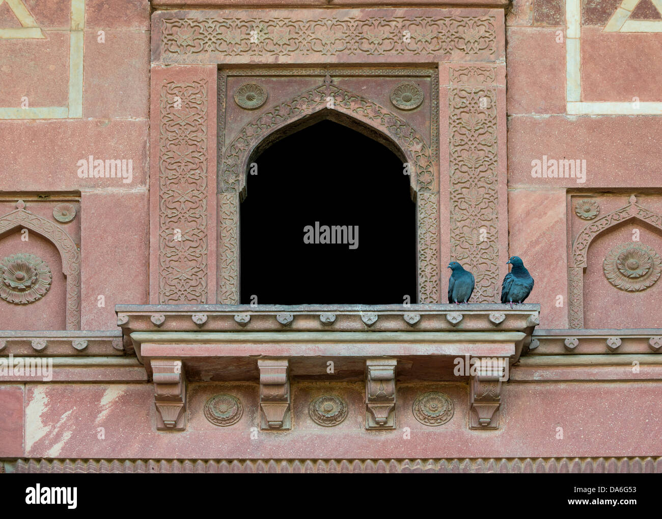 carved balcony stockfotos carved balcony bilder alamy. Black Bedroom Furniture Sets. Home Design Ideas