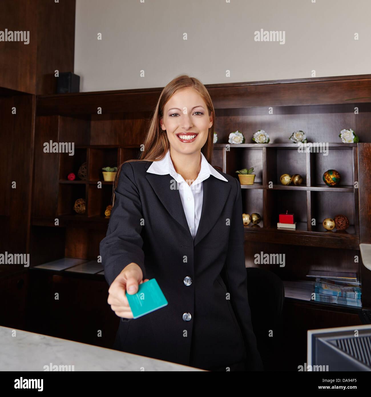Fein Hotel Rezeptionist Ziel Wieder Aufzunehmen Bilder - Entry Level ...