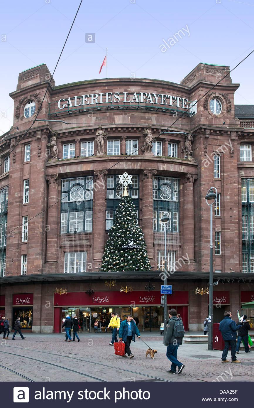 Einkaufszentrum Straßburg