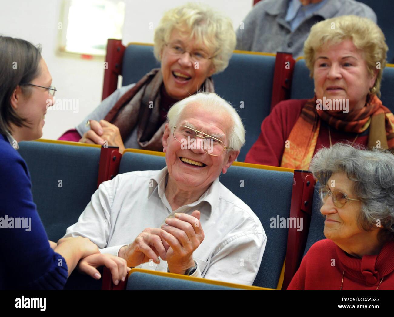 Geschwindigkeit datiert Senioren