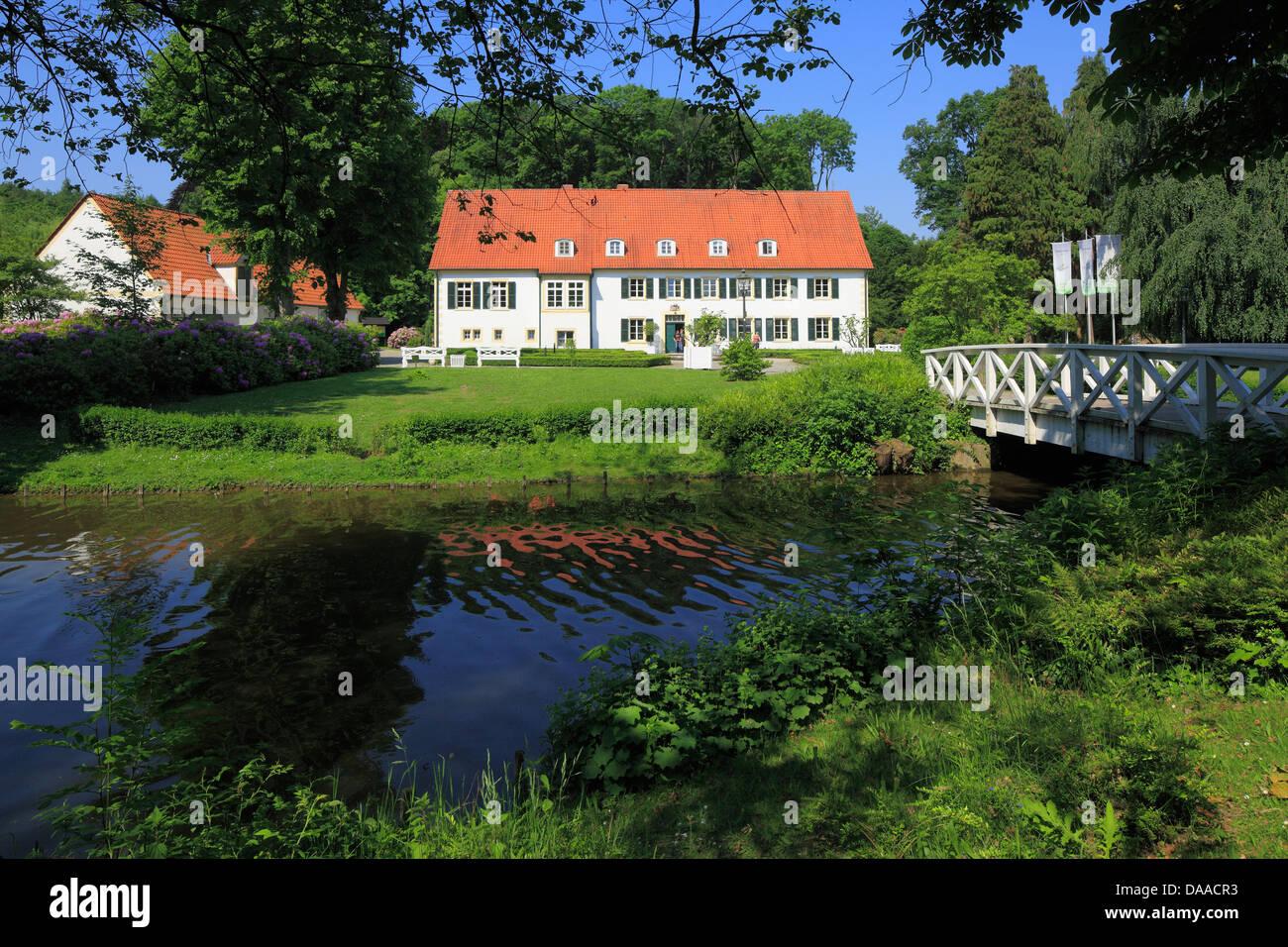 Ehemaliges Herrenhaus Rittergut Hudenbeck Heute Haus Des Gastes Im