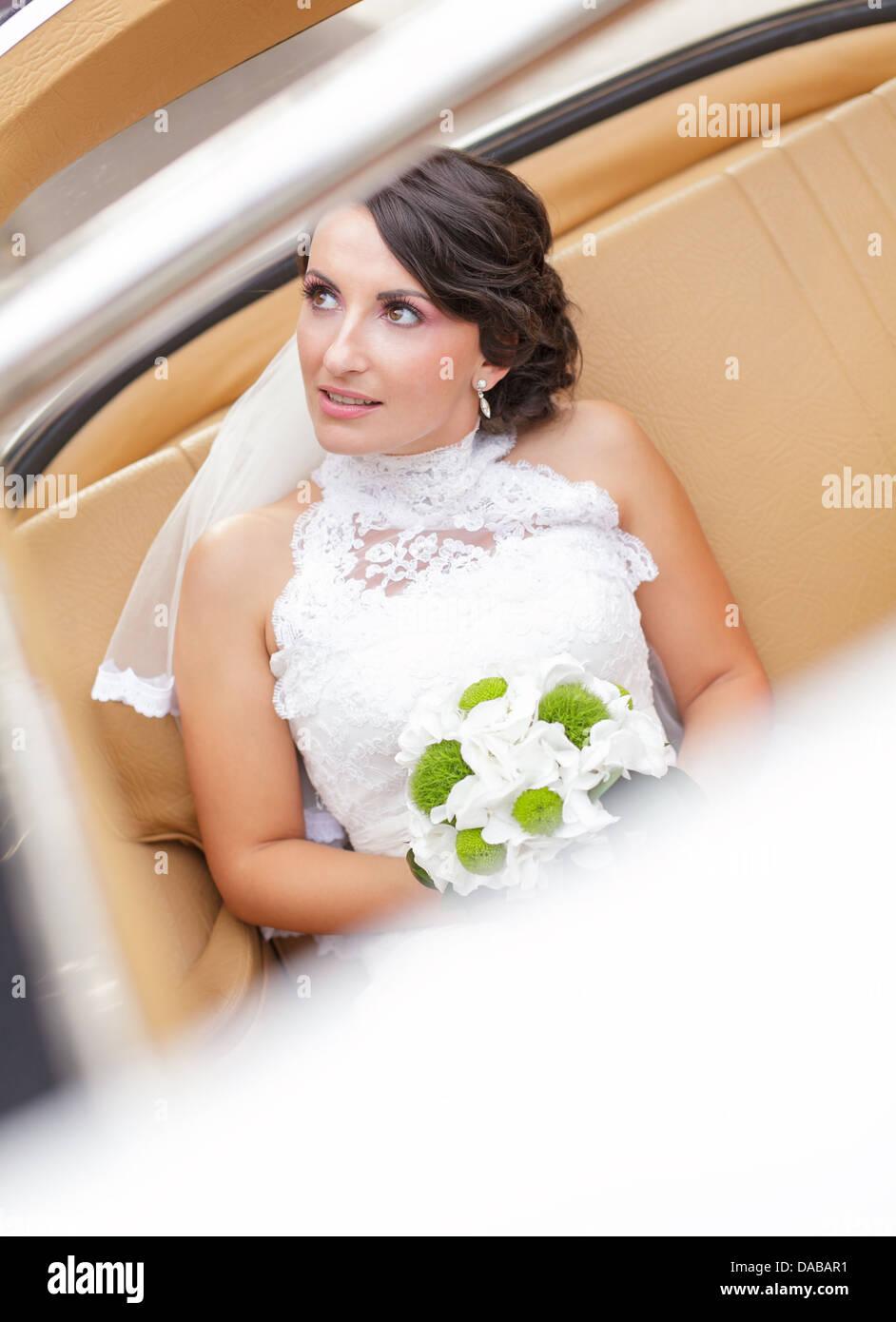 Vintage Bride Stockfotos & Vintage Bride Bilder - Alamy