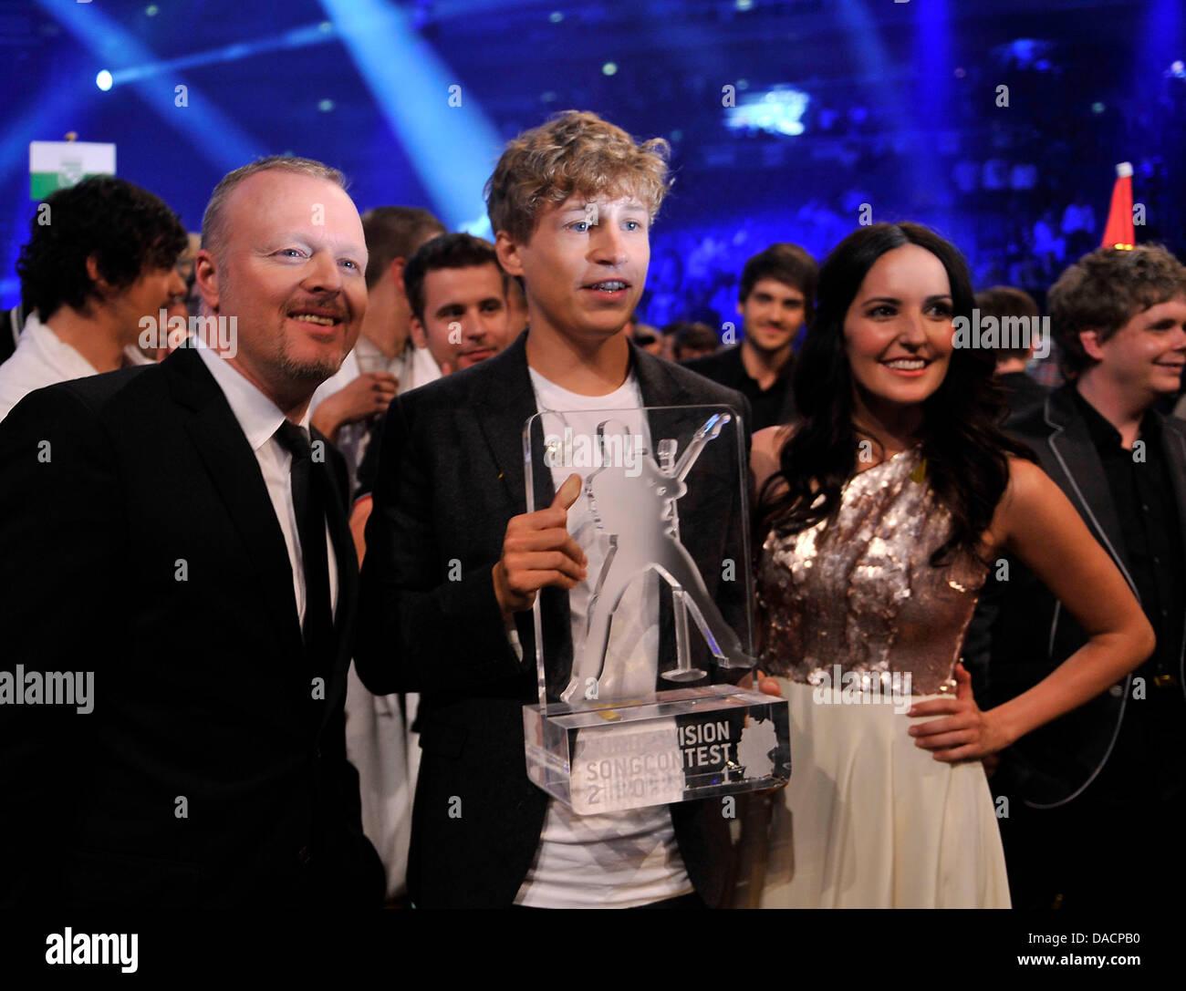 Der Gewinner Des Bundesvision Song Contest 2011 Tim Bendzko C