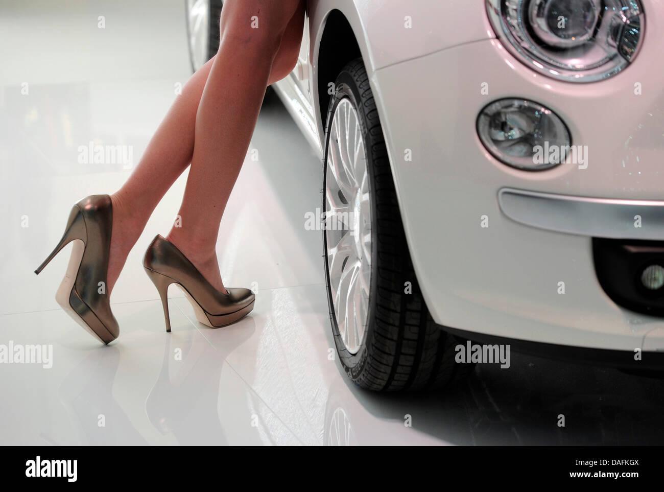 Heels Bilder High Car Alamy Stockfotosamp; XiPkOZu