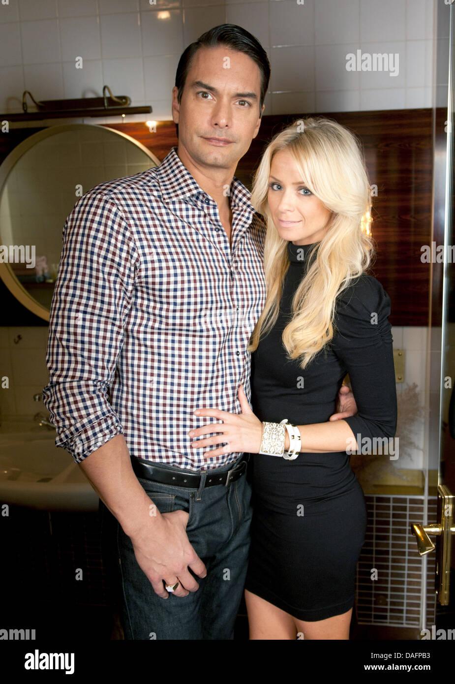 Schwedische Topmodel Marcus Schenkenberg stellt mit seiner