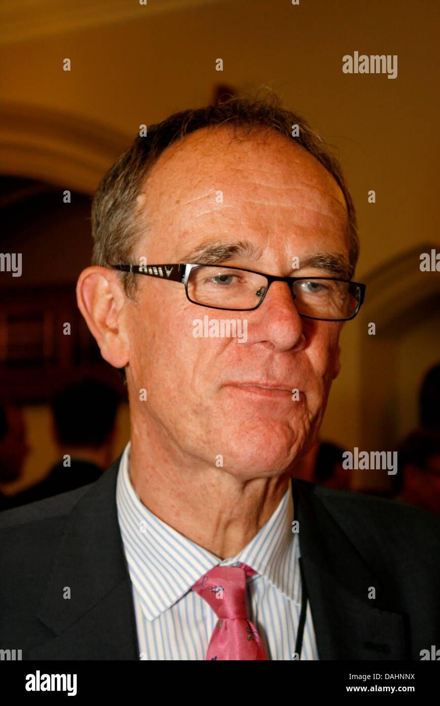 Herr Teverson liberaler Demokrat peer London uk 2013 Stockbild
