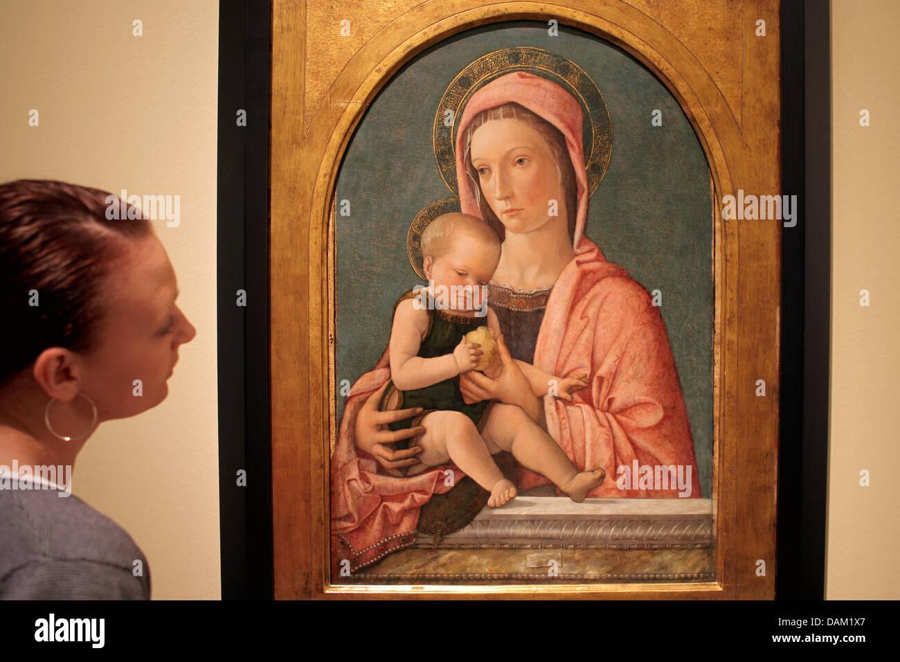 Bellini Nürnberg bellini museum stockfotos bellini museum bilder alamy