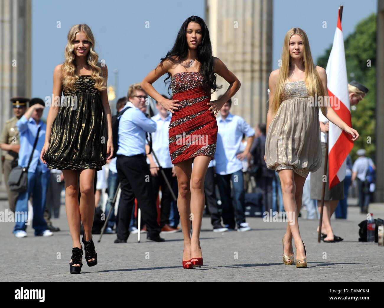 Deutschland kleid schwarz rot gold