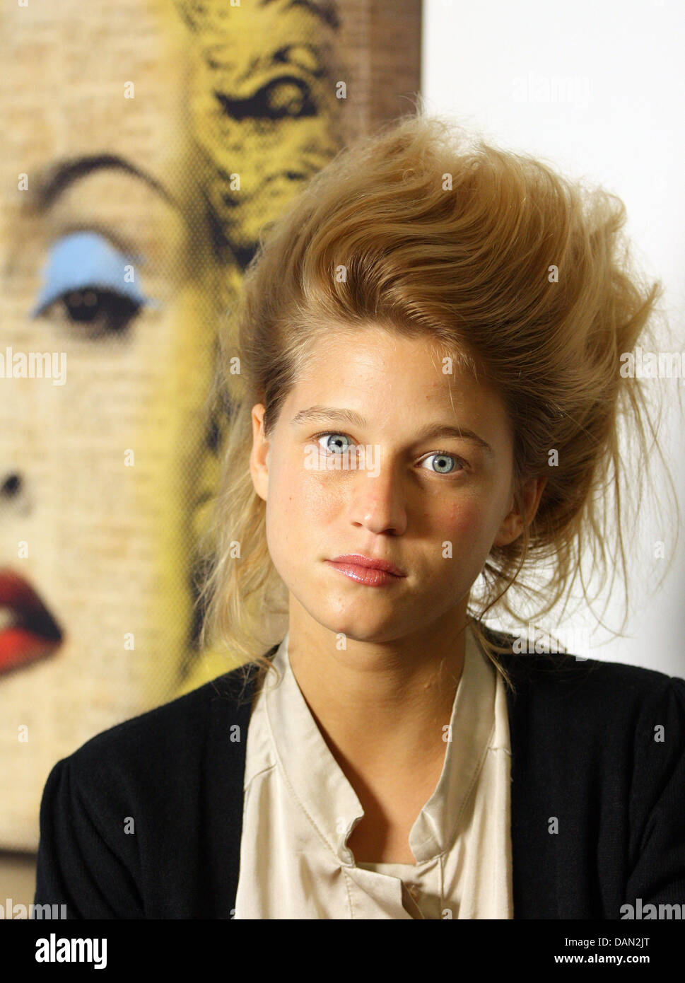 Belgische Sängerin