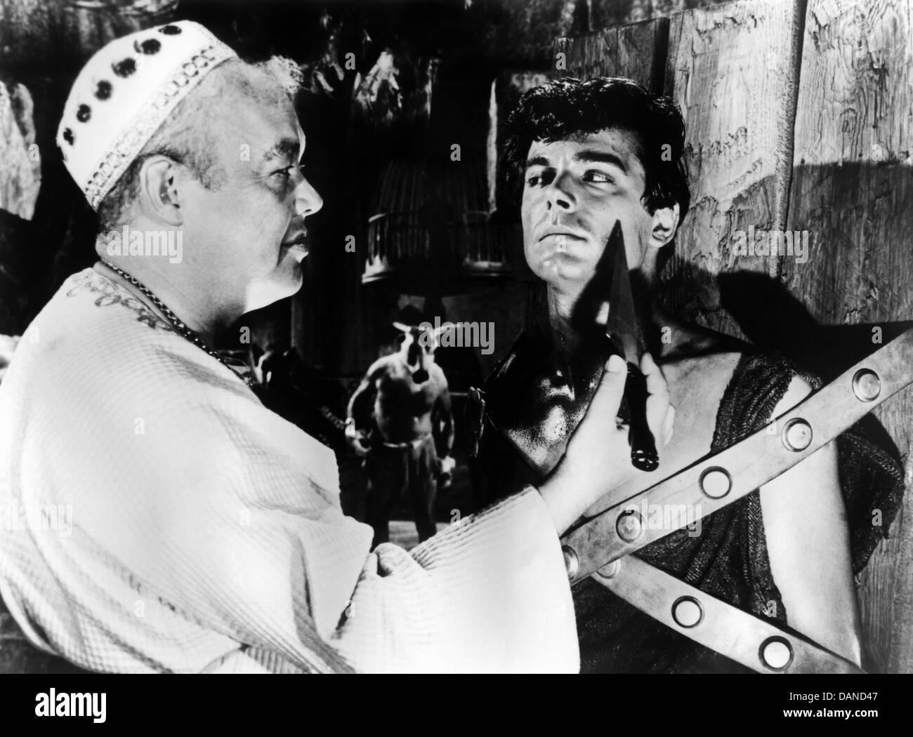 ATLANTIS, DER VERLORENE KONTINENT (1961), EDGAR STEHLI, ANTHONY HALL, GEORGE PAL (DIR) ALCO 003 MOVIESTORE SAMMLUNG Stockbild