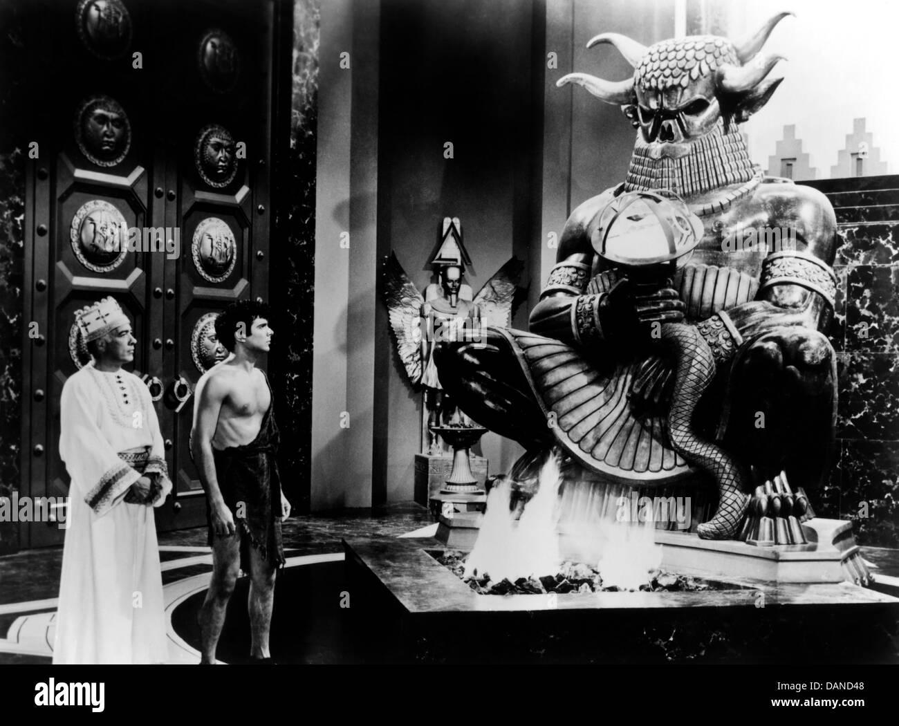 ATLANTIS, DER VERLORENE KONTINENT (1961), EDGAR STEHLI, ANTHONY HALL, GEORGE PAL (DIR) ALCO 002 MOVIESTORE SAMMLUNG Stockbild